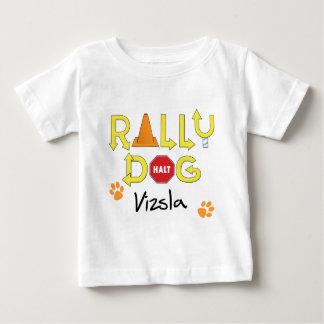 Vizsla Rally Dog T Shirt