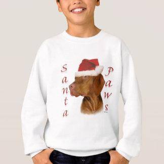 Vizsla Santa Paws Sweatshirt