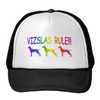 Vizslas Rule Trucker Hat