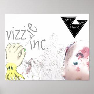 Vizzie Inc - Multi-tasking poster
