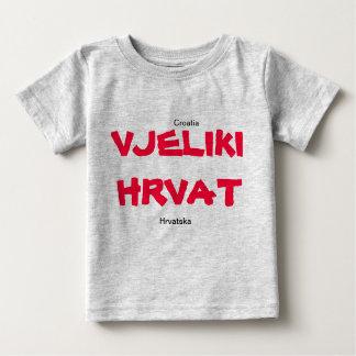 VJELIKI HRVAT BABY T-Shirt