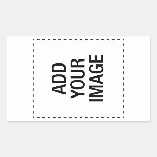 vl rectangle sticker