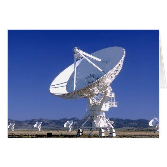 VLA  - Listen to the Universe Card