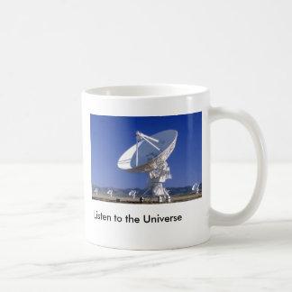 VLA  Listen to the Universe Coffee Mug