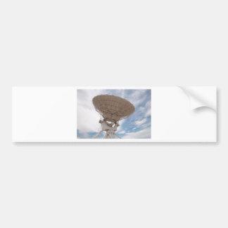VLA Radio Receiving New Mexico Bumper Sticker