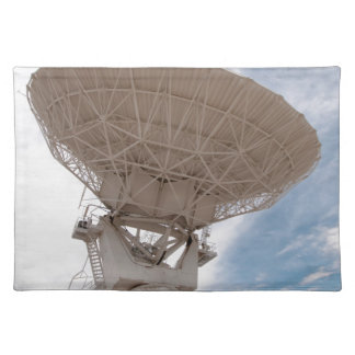 VLA Radio Receiving New Mexico Cloth Placemat