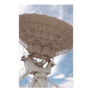 VLA Radio Receiving New Mexico Stationery
