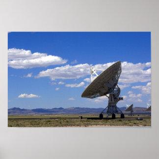 VLA - Very Large Array Poster
