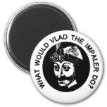 Vlad 2 Inch Round Magnet