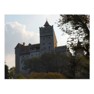 Vlad Dracul, AKA Dracula, castle at Bran 3 Postcard