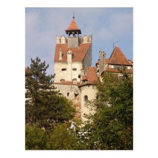 Vlad Dracul, AKA Dracula, castle at Bran 7 Postcard