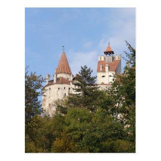 Vlad Dracul, AKA Dracula, castle at Bran 9 Postcard