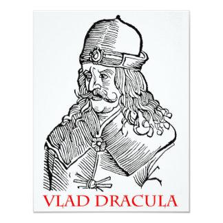 Vlad Dracula Card