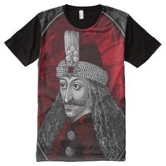 Vlad Dracula Gothic All-Over Print Shirt