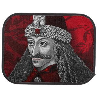Vlad Dracula Gothic Car Mat