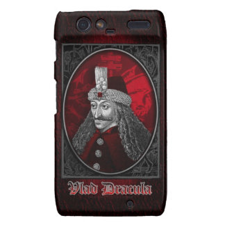 Vlad Dracula Gothic Droid RAZR Case