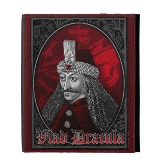 Vlad Dracula Gothic iPad Folio Cover