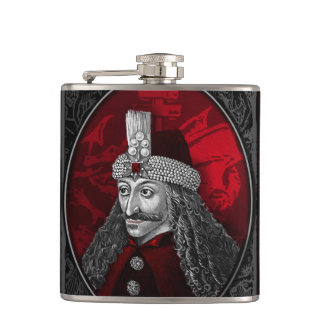Vlad Dracula Gothic Flasks