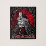 Vlad Dracula Gothic Jigsaw Puzzles