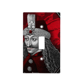 Vlad Dracula Gothic Light Switch Cover