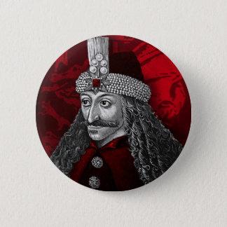 Vlad Dracula Gothic Pinback Button