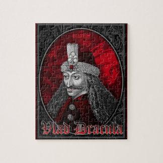 Vlad Dracula Gothic Puzzle