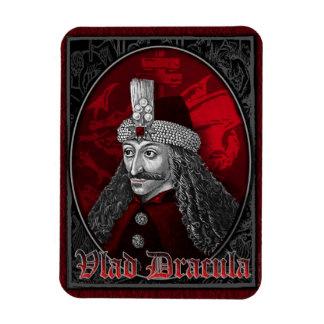 Vlad Dracula Gothic Rectangular Photo Magnet