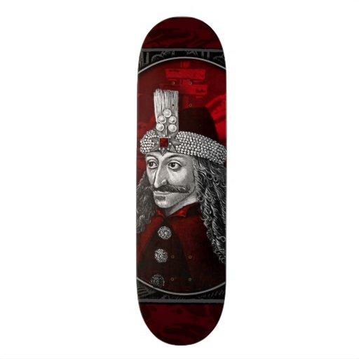 Vlad Dracula Gothic Skate Board Deck