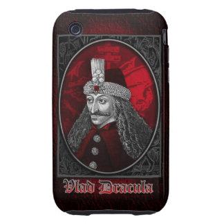 Vlad Drácula gótico Carcasa Though Para iPhone 3