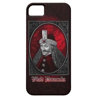 Vlad Drácula gótico iPhone 5 Case-Mate Coberturas