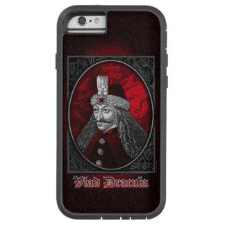 Vlad Drácula gótico Funda De iPhone 6 Tough Xtreme