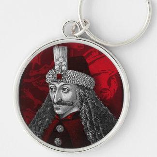 Vlad Drácula gótico Llavero Personalizado