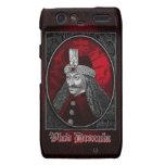 Vlad Drácula gótico Motorola Droid RAZR Funda