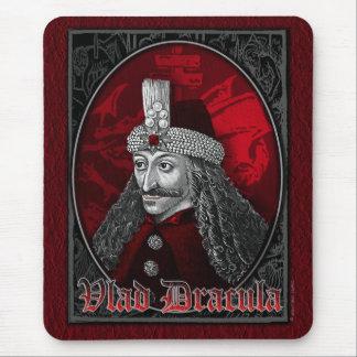 Vlad Drácula gótico Tapete De Ratones