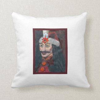 Vlad Dracula MoJo Pillow