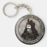 Vlad el Impaler Llavero Personalizado