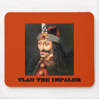 Vlad el Impaler Mousepad