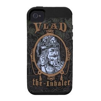 """Vlad """"el inhalador """" Case-Mate iPhone 4 carcasas"""