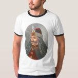 Vlad la camiseta de Impaler Playeras