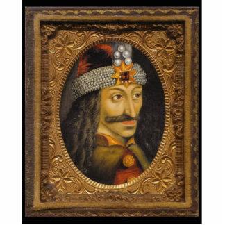 Vlad la escultura de la foto de Impaler Fotoescultura Vertical