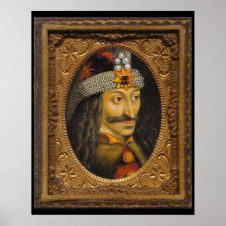Vlad la impresión de Impaler Póster