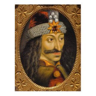 Vlad la postal de Impaler