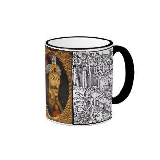 Vlad la taza del Tri Diseño de Impaler