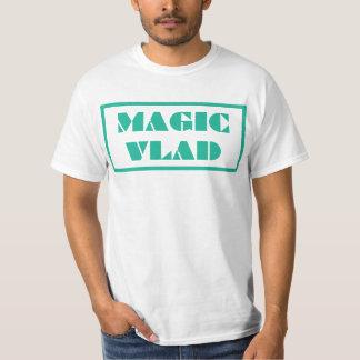 Vlad mágico camisas