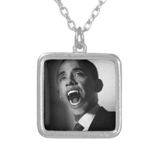 Vlad Obama - Mmmm que usted parece sabroso el neg Collar Personalizado