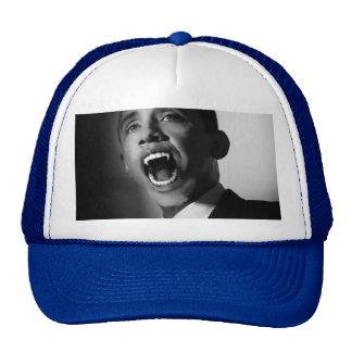 Vlad Obama - Mmmm You Look Tasty (Black) Trucker Hat