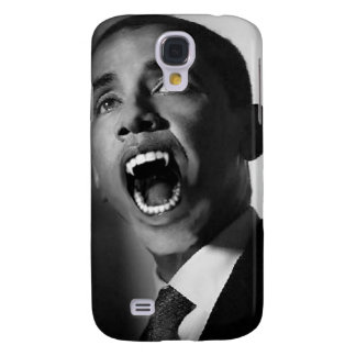 "Vlad Obama - ""Mmmmm You look TASTY!"" Galaxy S4 Cover"
