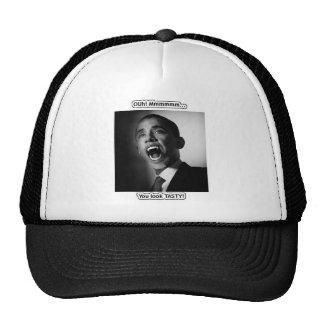 "Vlad Obama - ""Mmmmm You look TASTY!"" Trucker Hat"