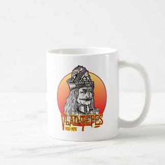 Vlad Portrait Classic White Coffee Mug