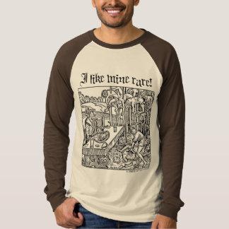 """Vlad """"tengo gusto los míos raros!"""" camiseta"""